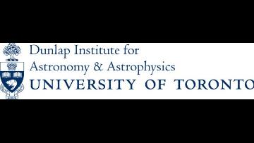 University of Toronto, Dunlap Institute for Astronomy and Astrophysics logo